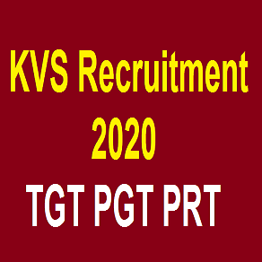 KVS 8000 TGT PGT Teacher Online Form 2020